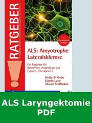 ALS, Laryngektomie