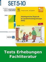 Tests, Erhebungen, Fachliteratur