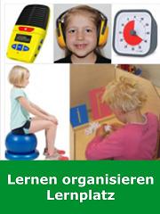 Lernen organisieren, Lernplatz