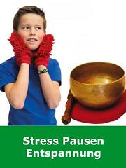 Stress, Pausen, Entspannung