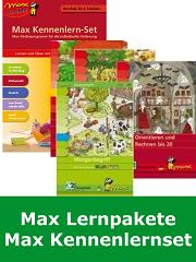 Max Lernpakete Max Kennenlernset