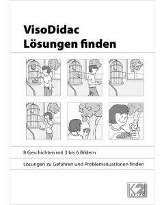 """Bildergeschichten PDF """"Lösungen finden"""""""
