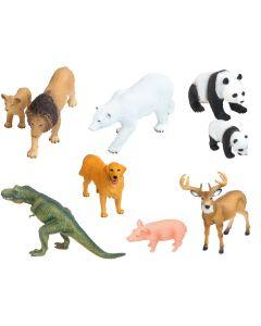Tiersammlungen für Sprachspiele
