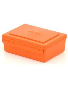 Aufbewahrungsbox 7x19x15 cm orange