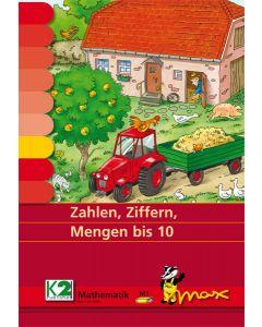 Max Lernkarten Zahlen, Ziffern, Mengen