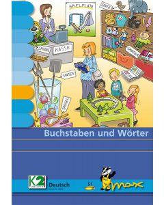 Max Lernkarten Buchstaben/Wörter