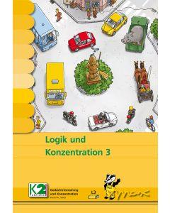 Max Lernkarten Logik und Konzentration 3