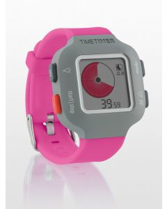 TimeTimer® Armbanduhr Junior, himbeerrot