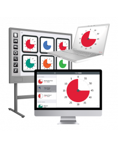 TimeTimer® Desktop App Premium - 25 Benutzer