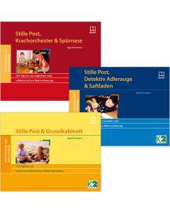 Set Wahrnehmung Spiele und Übungen E-Book