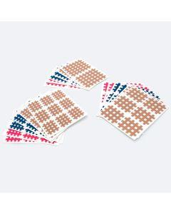 Cross Tape Gitterpflaster, Mix-Box