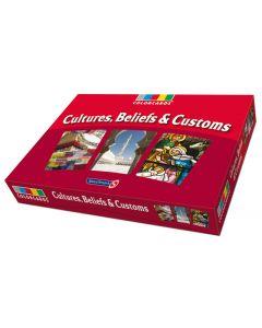 Colorcards Kulturen, Religionen