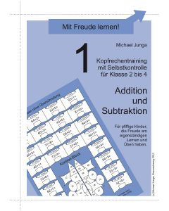 Kopfrechentraining Addition / Subtraktion PDF