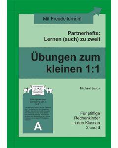 Partnerhefte Übungen zum kleinen 1:1 PDF