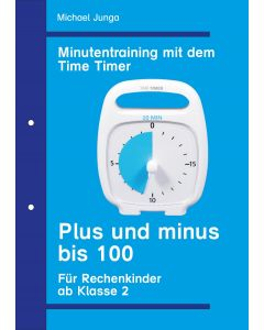 TimeTimer Rechentraining bis 100 Plus/Minus  PDF