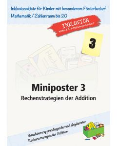 Miniposter 3: Srategien Addition bis 20 PDF