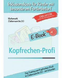 Kopfrechen-Profi im Zahlenraum bis 20 E-Book