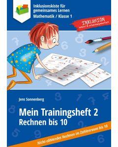 Mein Trainingsheft 2 - Rechnen bis 10 PDF