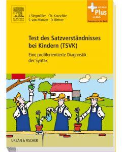 TSVK Satzverständnis-Test bei Kindern