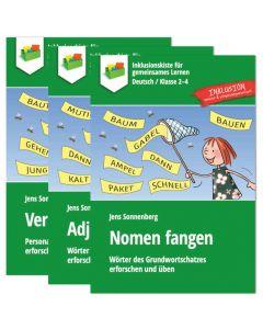 Wortschatz Wörterrätsel Wörter fangen PDF