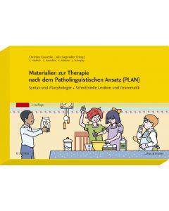 """PLAN Materialien """"Syntax und Morphologie"""""""