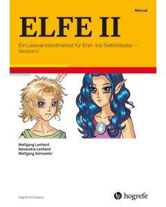 ELFE II Leseverständnistest, Lesespiele