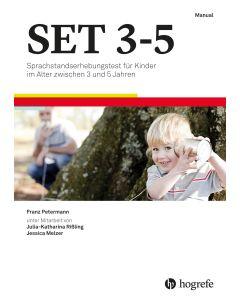 SET 3-5 Sprachstands-Erhebung Test Kinder