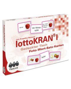lottoKRAN I - Gedeckter Tisch