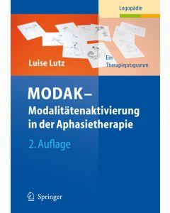 MODAK Modalitätenaktivierung in der Aphasietherapie