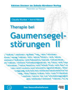 Therapie bei Gaumen-Segelstörungen II eBook