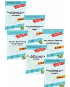 DaZ Basistraining Wortschatz E-Books