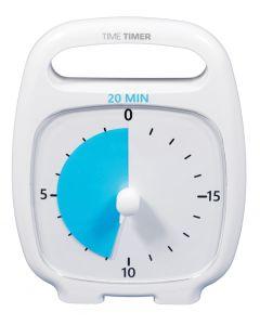 TimeTimer® PLUS weiss 20 Minuten