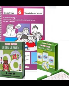 Leseförderung - Spiele Kopiervorlagen Lingoplay