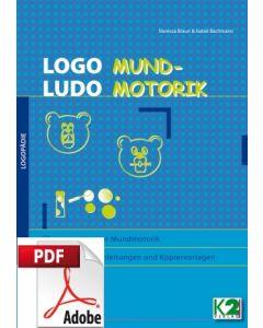 Logo Ludo Übungsmaterial Mundmotorik PDF