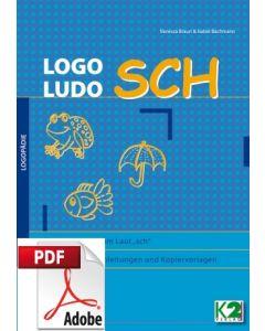 LOGO LUDO Übungsmappe zum Laut SCH PDF