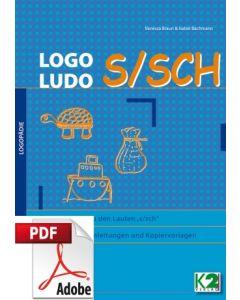 LOGO LUDO Übungsmappe zu den Lauten S/SCH PDF