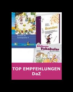 TOP EMPFEHLUNGEN Deutsch als Zweitsprache