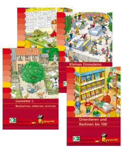 Max Lernpaket Rechnen bis 100