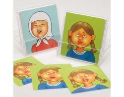 Mimik - Differenzierung Kinder aus aller Welt
