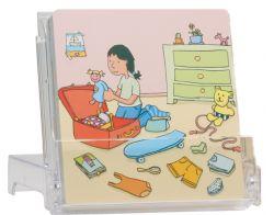 """Bildergeschichten auf Karten """"In der Familie"""""""