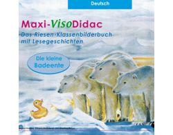 Maxi-Bildergeschichte Die kleine Badeente