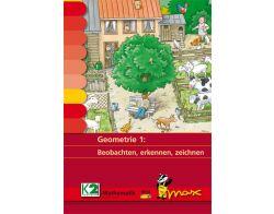 Max Lernkarten Geometrie 1 Beobachten, Zeichnen