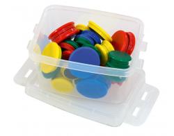 Aufbewahrungs- und Materialbox 6 x 8 x 10 cm
