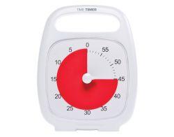 TimeTimer® PLUS weiß 14 x 18 cm