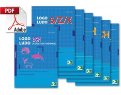 LOGO LUDO Mappen Lautbildung Mundmotorik PDF