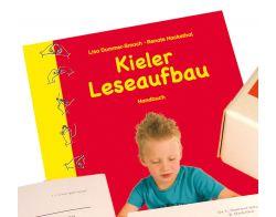 Kieler Leseaufbau Druckschrift - Ausgabe D