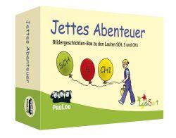 Bildergeschichten: Jettes Abenteuer, SCH, S, CH1
