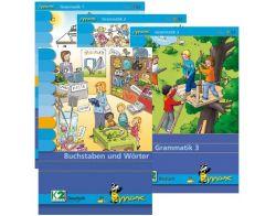 Max Lernpaket Grammatik (4 Mappen + Lerngerät)