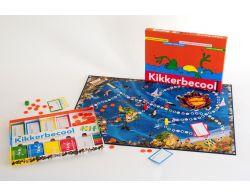 Brettspiel Kikkerbecool!