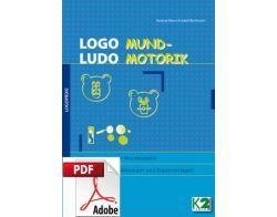 Logo Ludo Übungsmappe zur Mundmotorik PDF